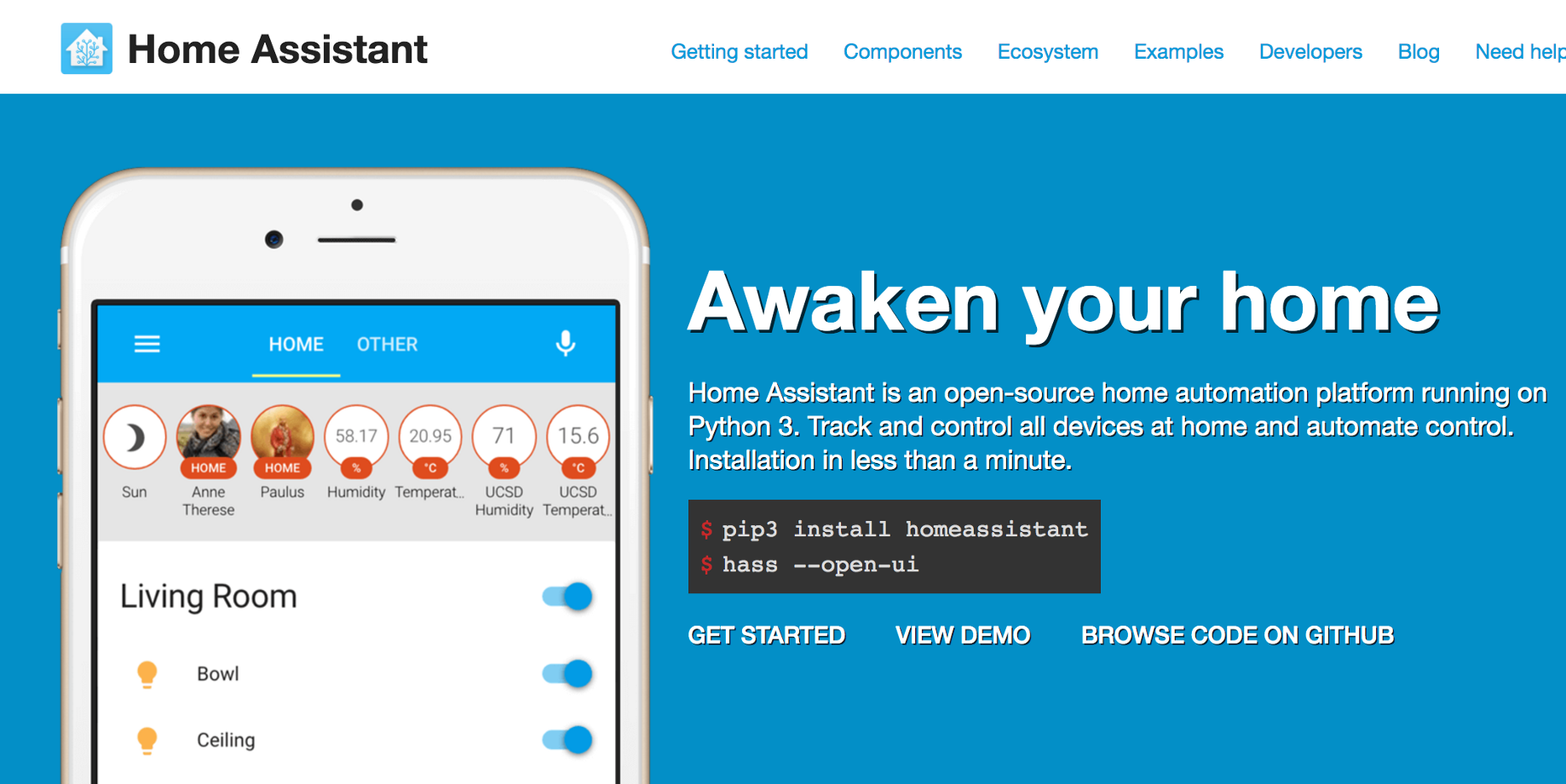 Home Assistant: my favorite home automation platform