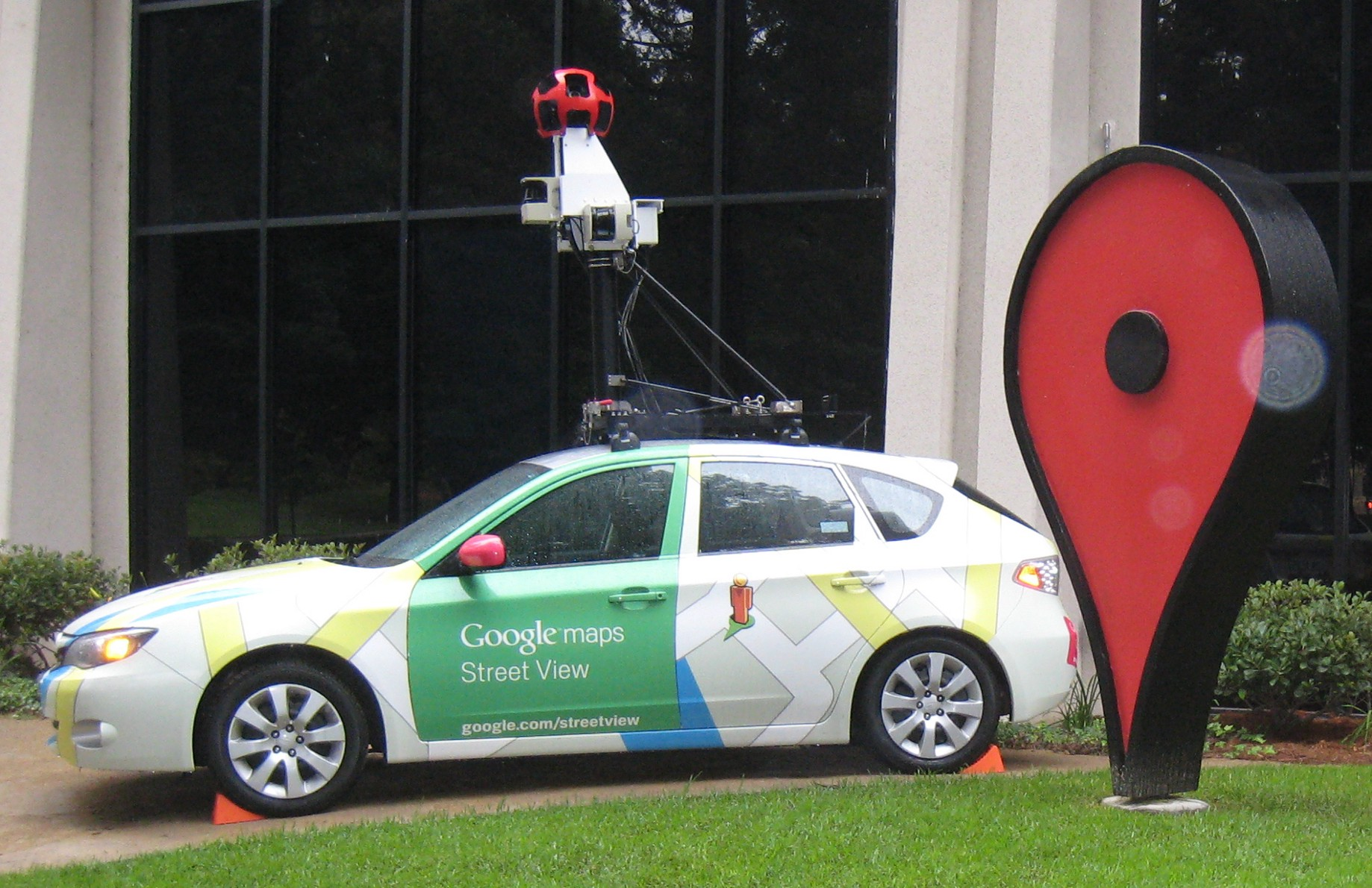 Does Google Maps Have Street View on