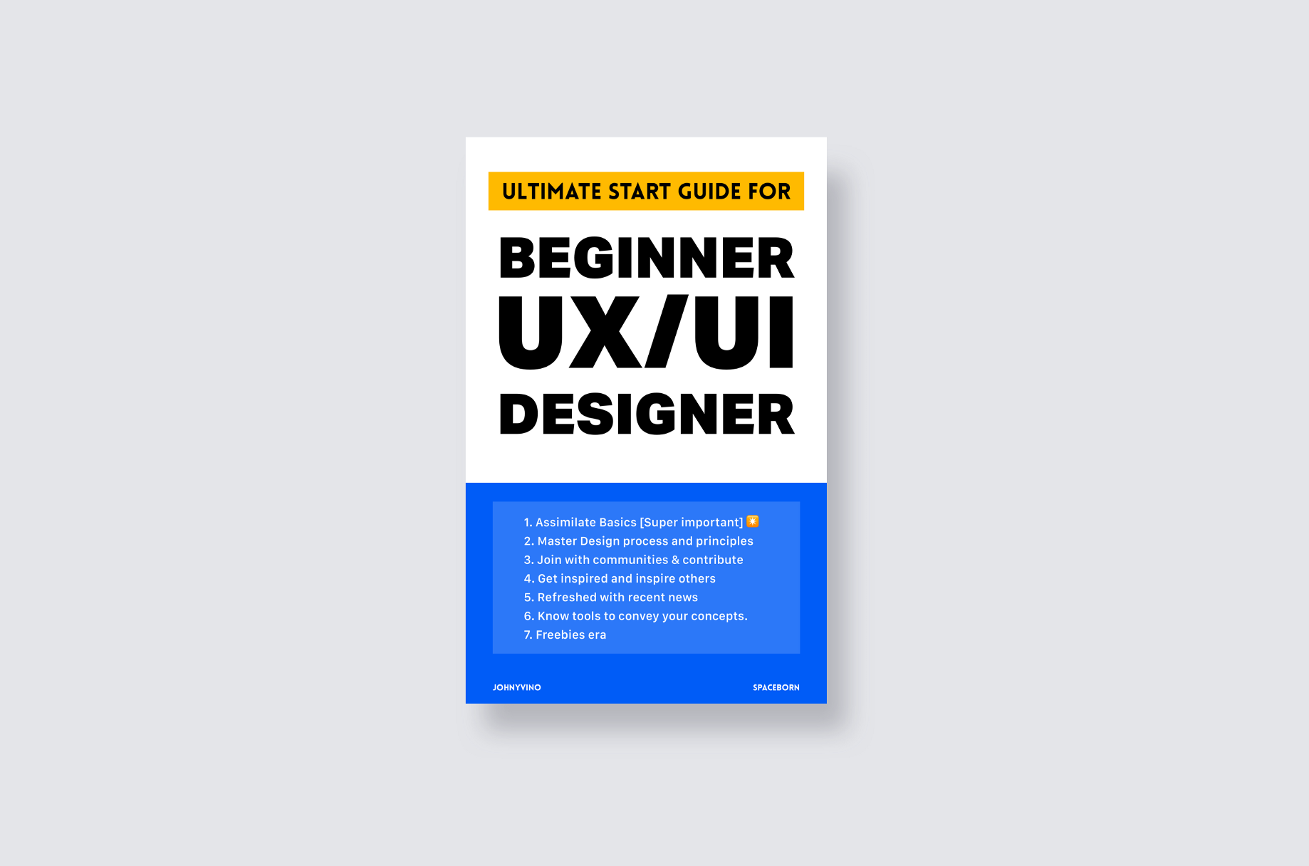 Ultimate Start guide for beginner UX/UI designers in 2019