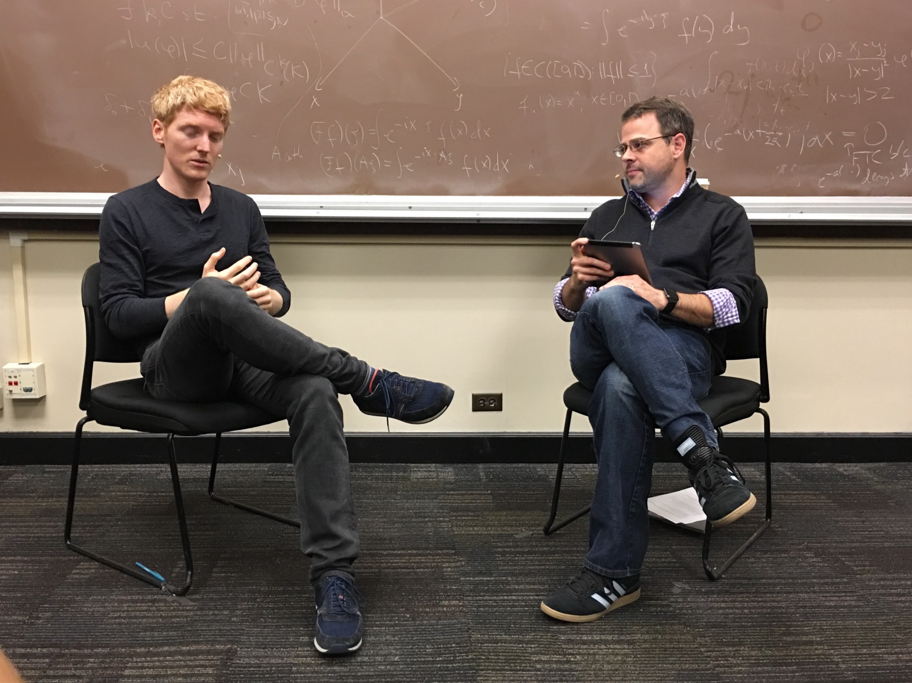 Scaling Stripe with Patrick Collison — Class 11 Notes of Stanford