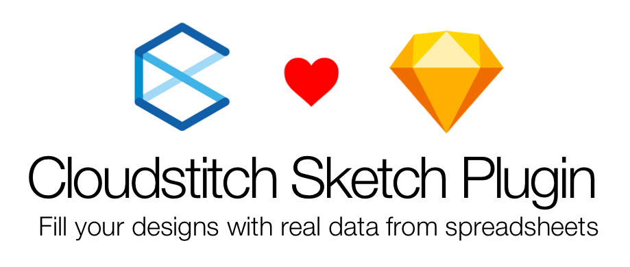 Fill your Sketch Designs with Data from Spreadsheets