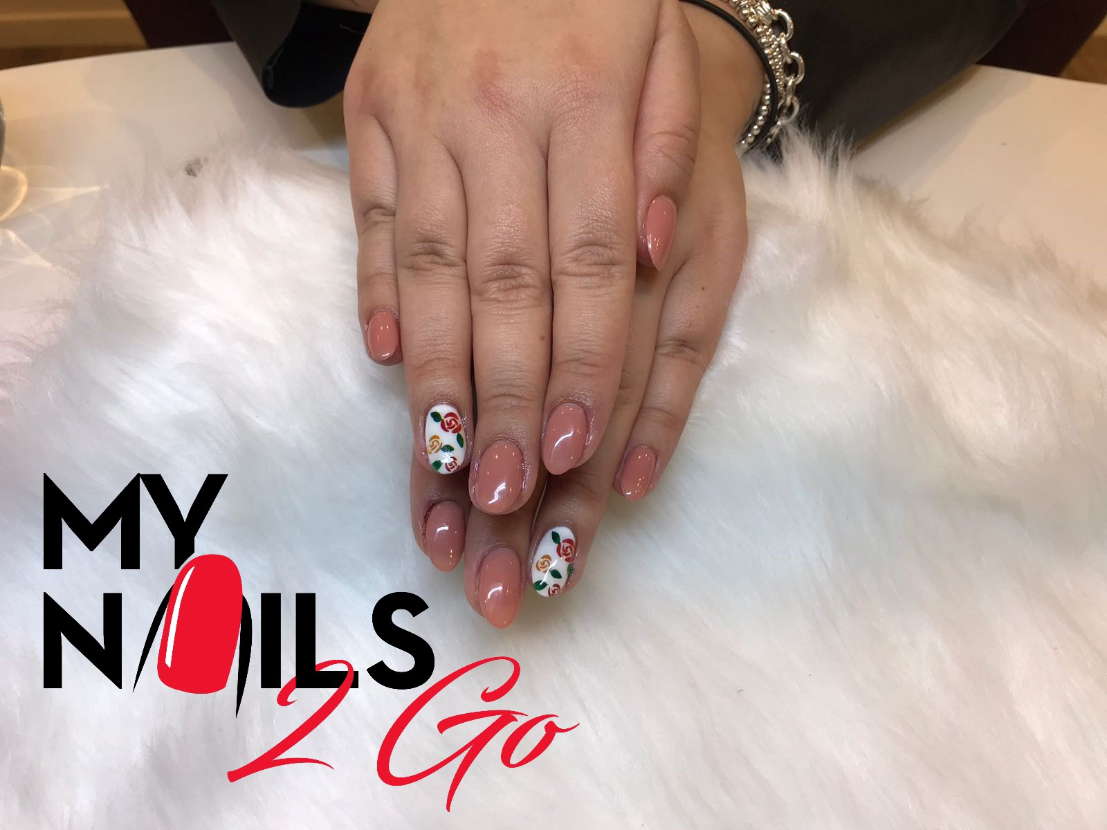 Keep your fingernails dry and clean by proper manicure & pedicure