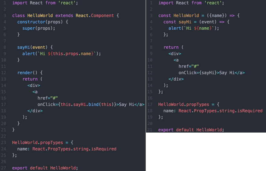 React Stateless Functional Components: Nine Wins You Might Have