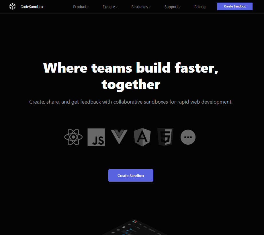 codesandbox.io