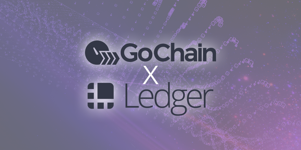 Ledger gochain integration, how to use gochain on ledger device