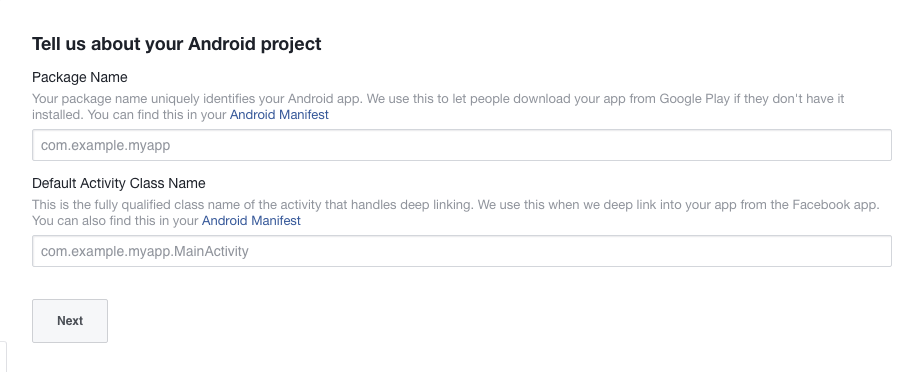 Android Notes 34 : How to Set Facebook Login and Get User