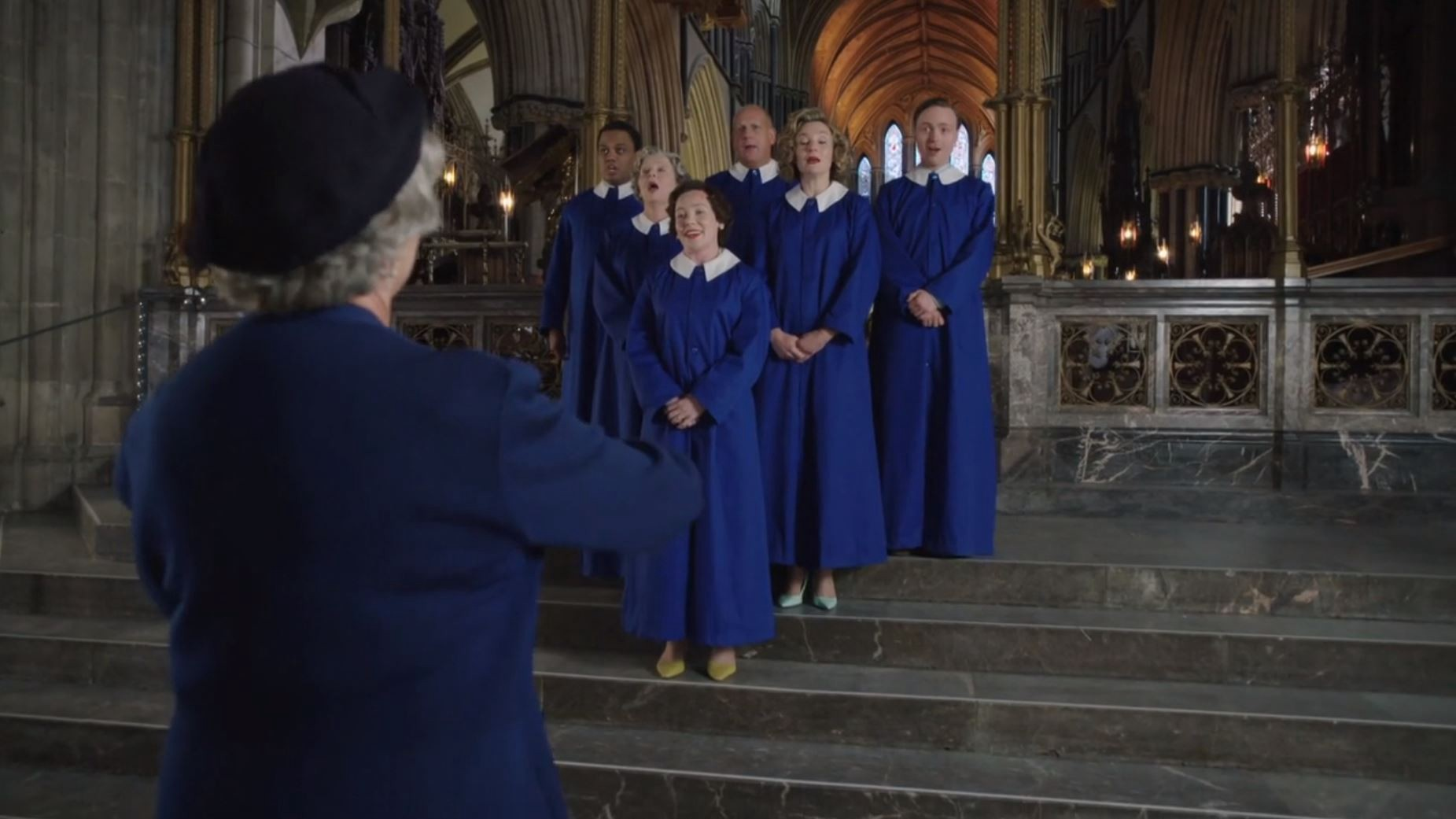 Father Brown S08 E01 The Celestial Choir By Shain E Thomas Harsh Light News Medium Daisy brown started her twitter account with the basis of her and her monster 'alan', and how she on july 18th, daisy brown posted a video to youtube of her feeding what apparently was alan. father brown s08 e01 the celestial