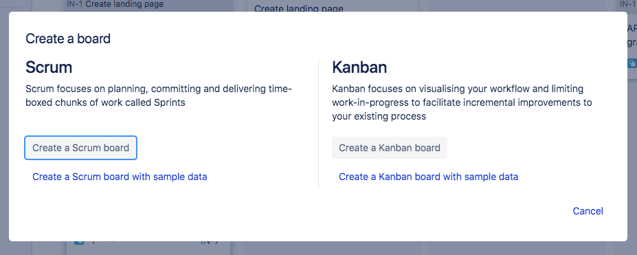 Scrum or Kanban? That is the question.