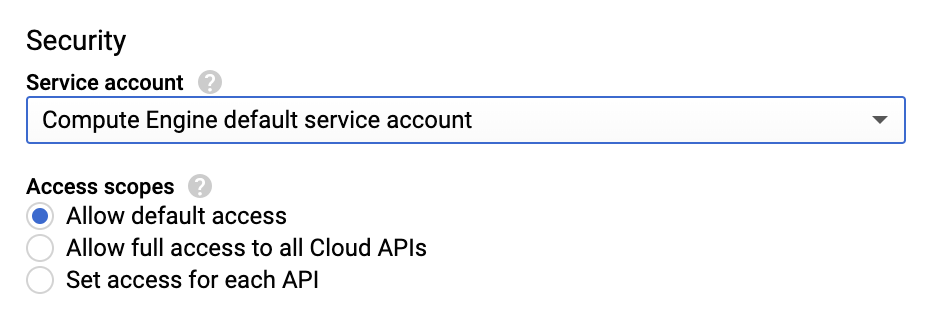 Using Google Cloud Service Accounts on GKE - Real Kinetic Blog