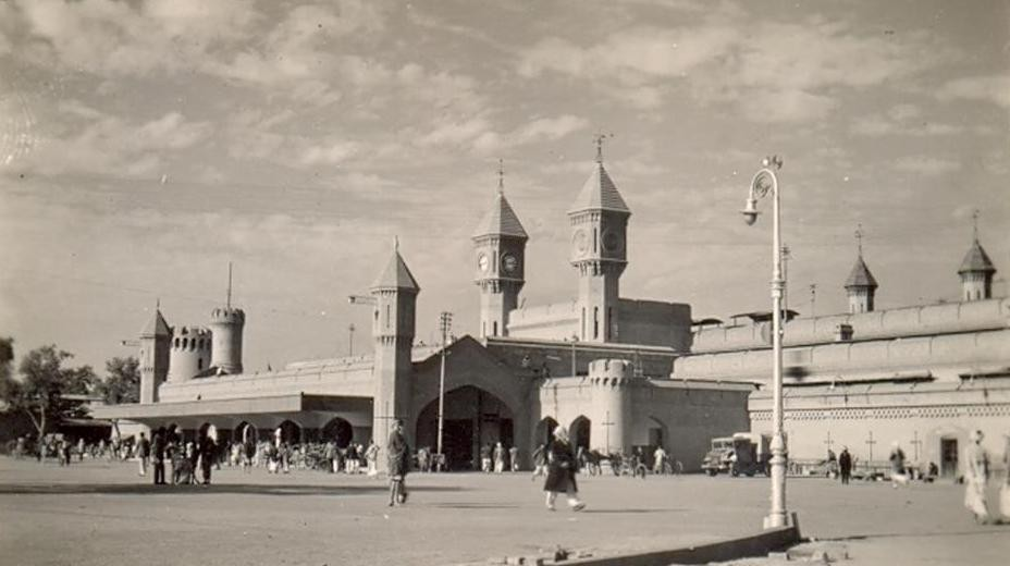 Lahore Railway Station (1940s)