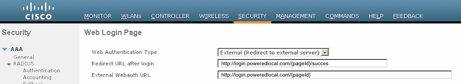 Free Guest WiFi for Cisco Wireless Lan Controller (WLC) V