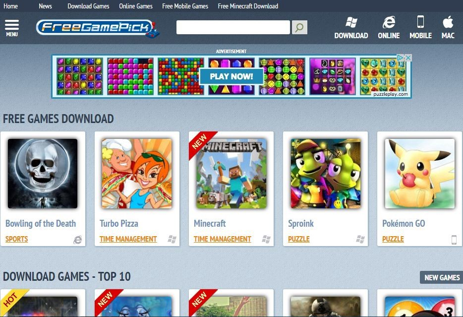 TOP 5 Free Legit Websites to Download Full Version PC Games