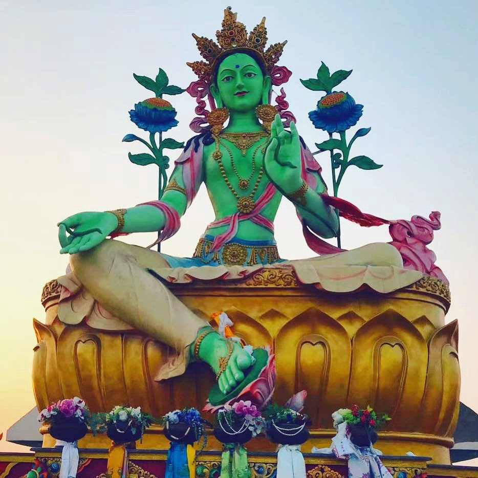 Green Tara Mantra for Wishes