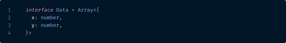 black screen with lines of blue, white, and purple code