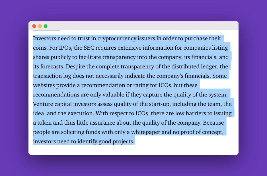What is the difference between ICO and IEO
