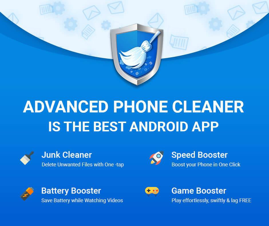 Download Best Phone Cleaner App for Android Smartphones