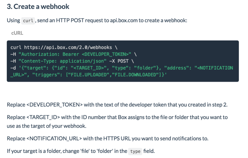 Webhooks do's and dont's: what we learned after integrating