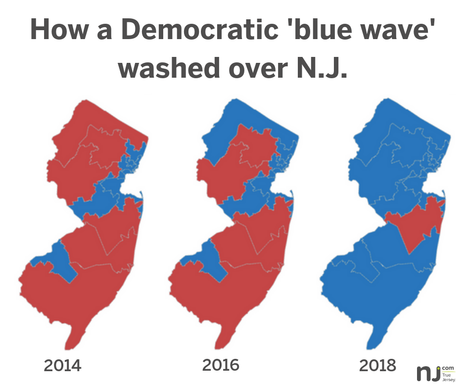 New Jersey Elections 2020.What New Jersey Can Tell Us About The 2020 Elections
