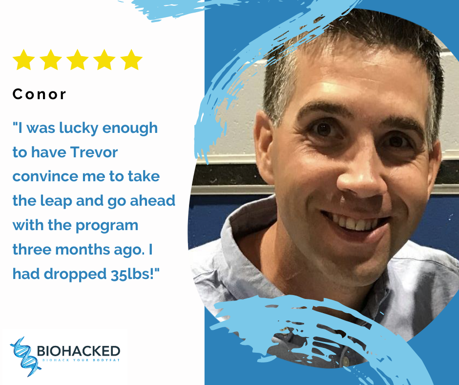 Client Success Story for The Biohack The Fat Body Transformation System
