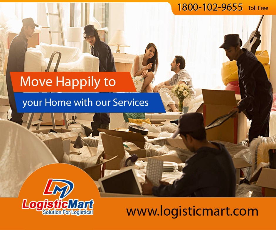 Packers and Movers in HRS Layout Bangalore - LogisticMart