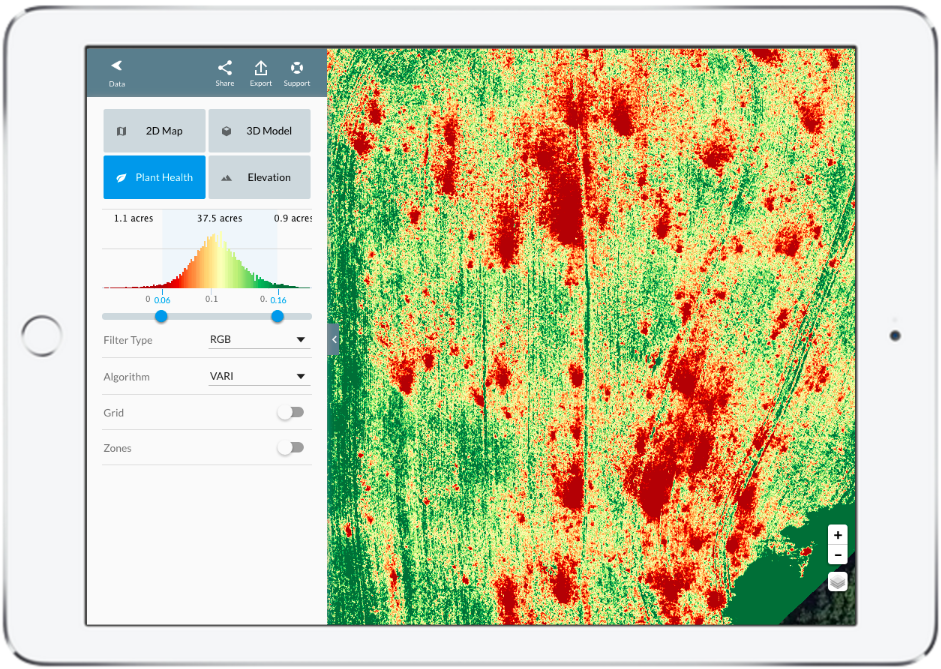 Converting a Skeptic with One Field Map - DroneDeploy's Blog