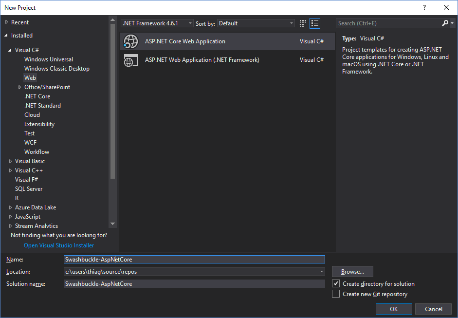 Swashbuckle-Swagger] How to Implement in AspNet WebApi