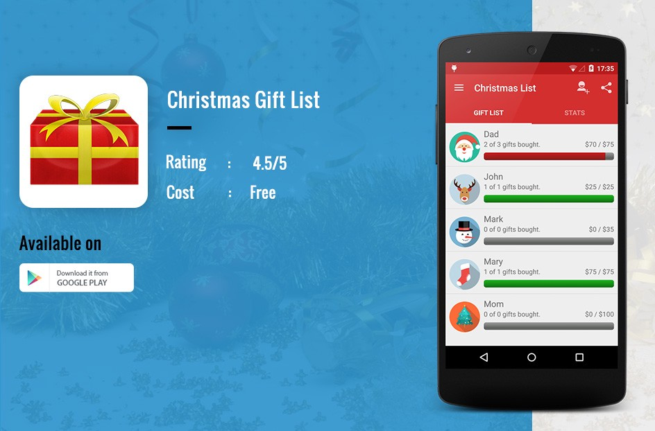 10 Best Mobile Apps For Christmas By Dipanshu Upadhyay Medium