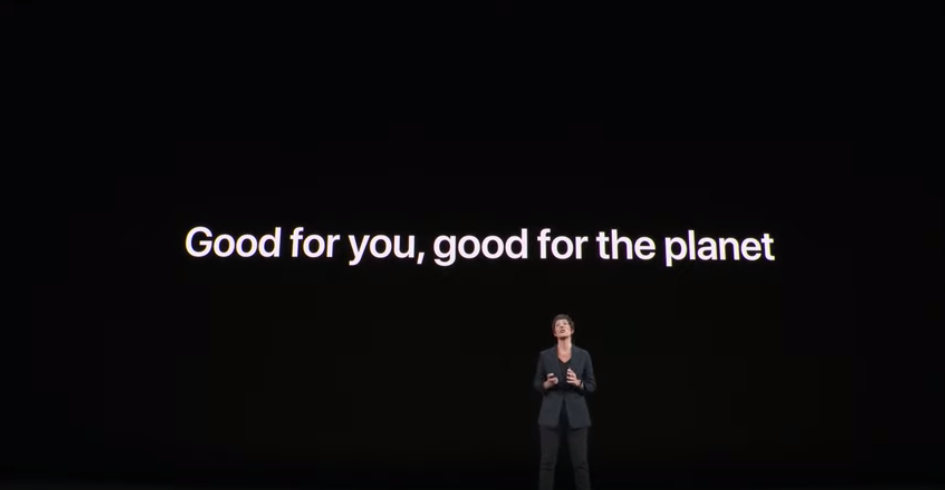 Nothing About the New iPhone Is 'Good for the Planet'