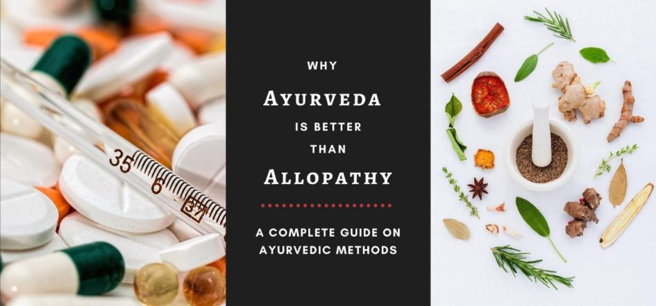 Why Ayurveda Is Better Than Allopathy (Divya kit)