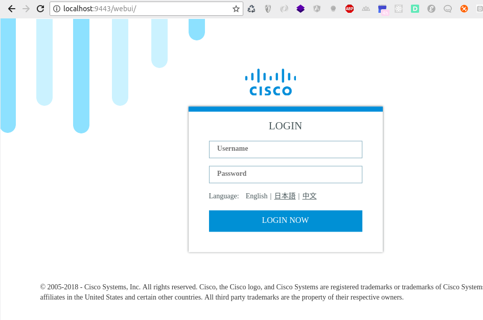 Cisco Developer Sandbox — Self-Signed SSL Certs Disliked by