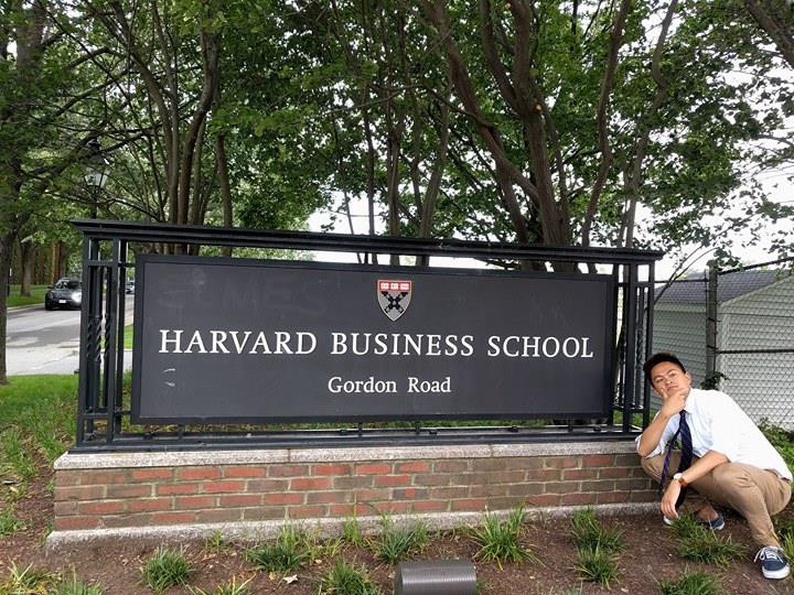 So what's Harvard Business School really like? (My 2017 SVMP