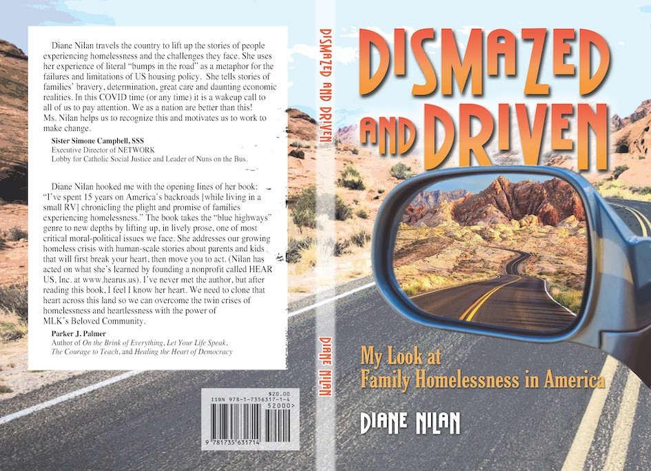 book cover for Dismazed and Driven