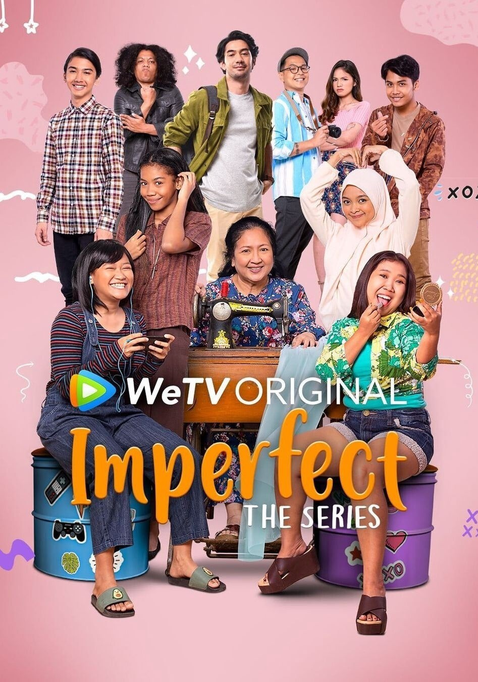 Ep 3 Imperfect The Series Н'®ð''𝒶𝓈𝑜𝓃 1 Episode 3 Engsub Drama On Wetv By Medflik Imperfect The Series Ep 3 Feb 2021 Medium