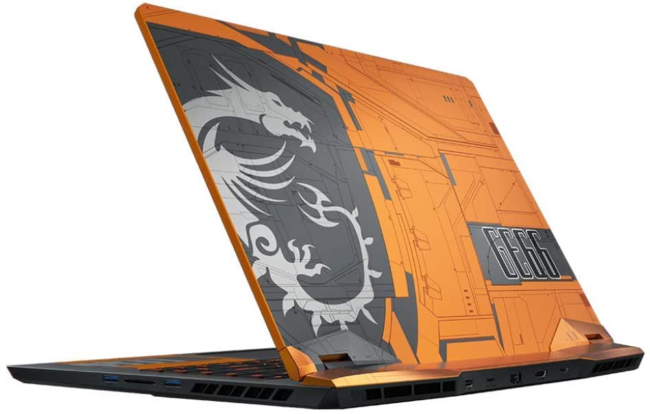 MSI GE66 Dragonshield performance machine learning, deep learning, data science laptop