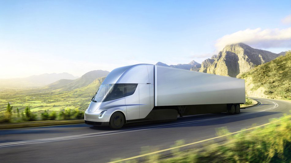 Rolling Out the Tesla Semi - SyncedReview - Medium