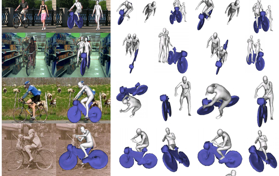 PHOSA—SOTA Neural Network That Extracts an Object 3D Model From an Image
