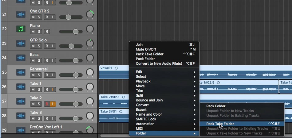One Simple Trick for Recording Vocals in Logic Pro X!