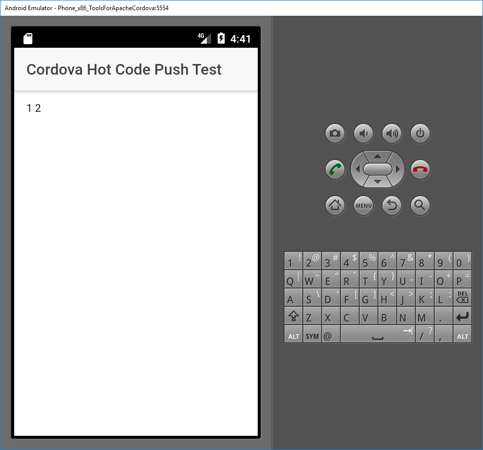 Implementing Cordova Hot Code Push in Your Ionic App