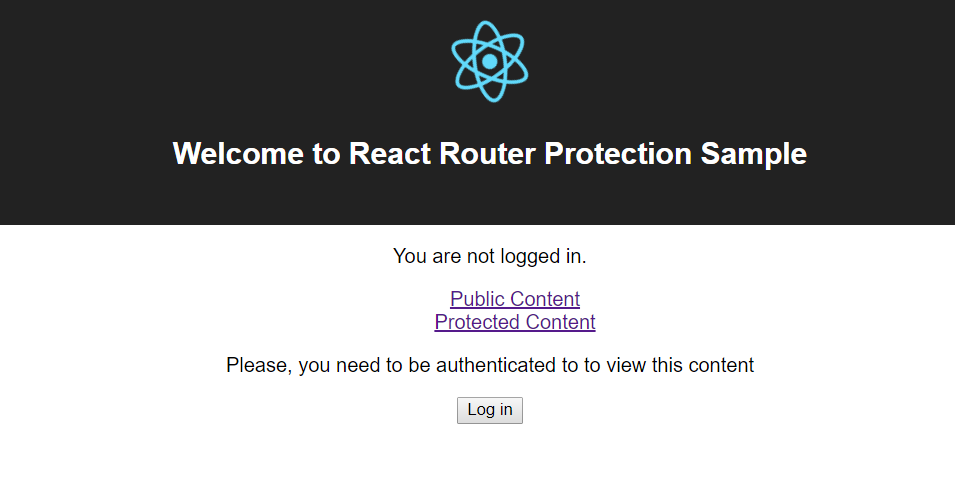 React tips — How to protect routes for unauthorized access