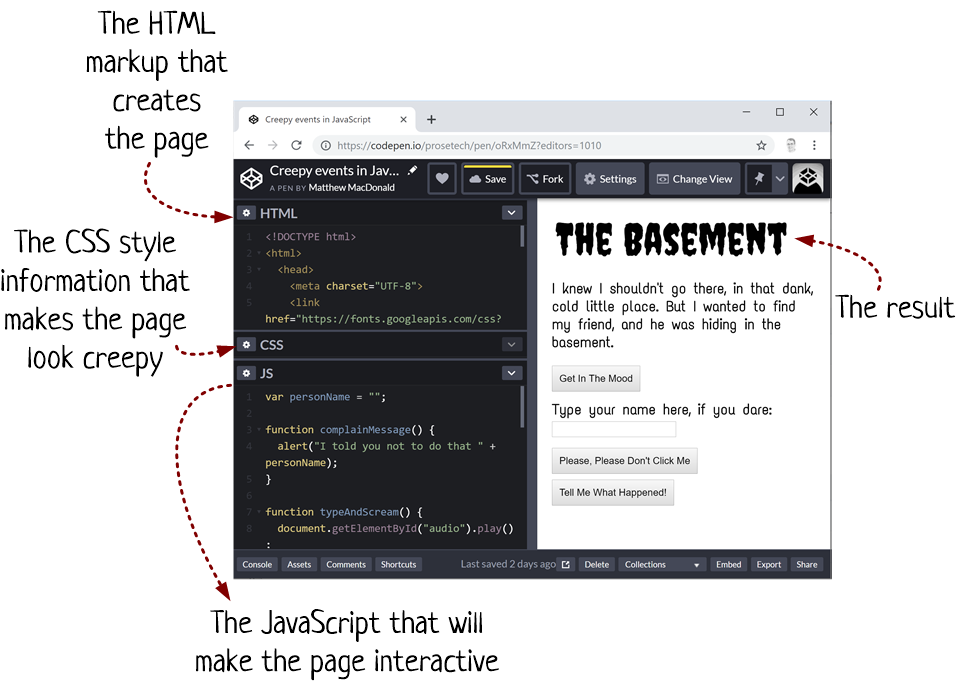 Playing with JavaScript Events - Young Coder - Medium