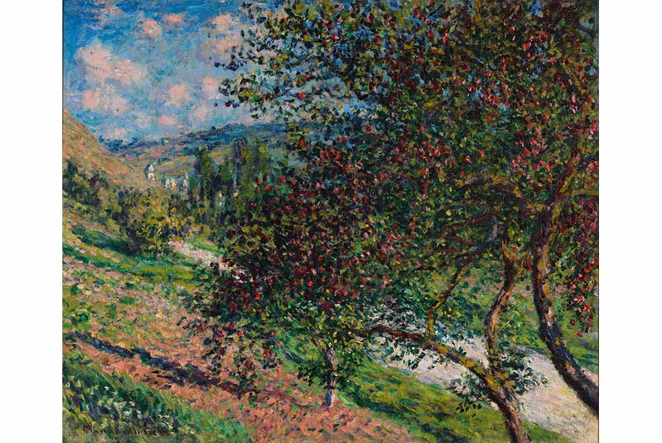 Trees in Art, Claude Monet and van Gogh and Other Artists Paintings | by  Regia Marinho | Sep, 2020 | Medium