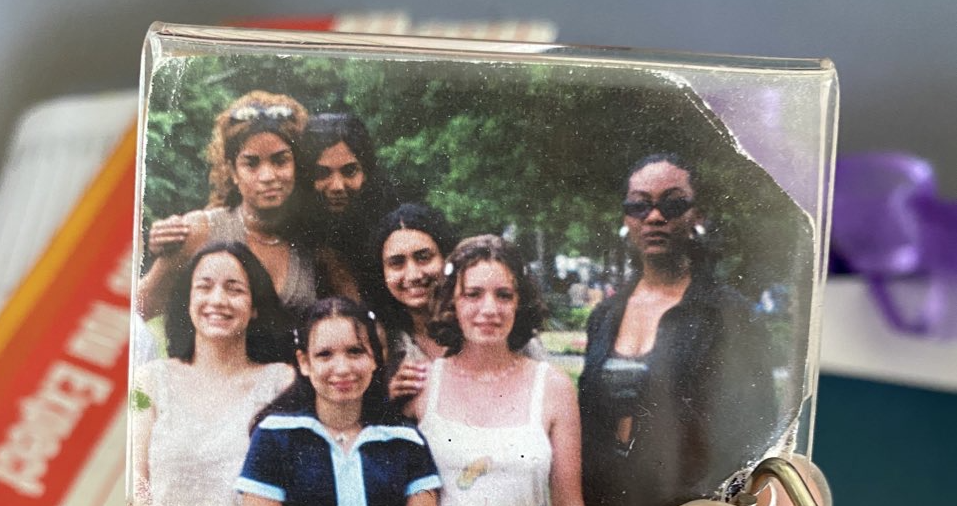 Teen girls in NJ in 1998