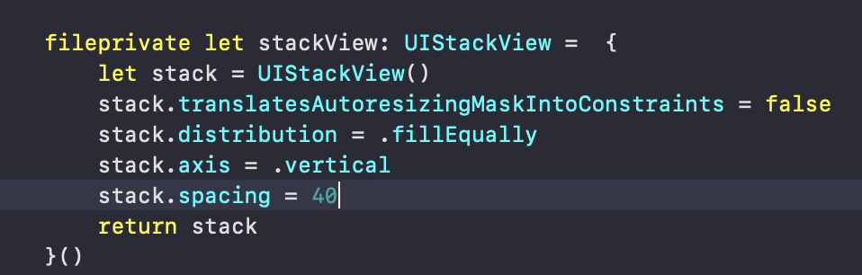 How to use UIStackView with UIImageView the RIGHT way