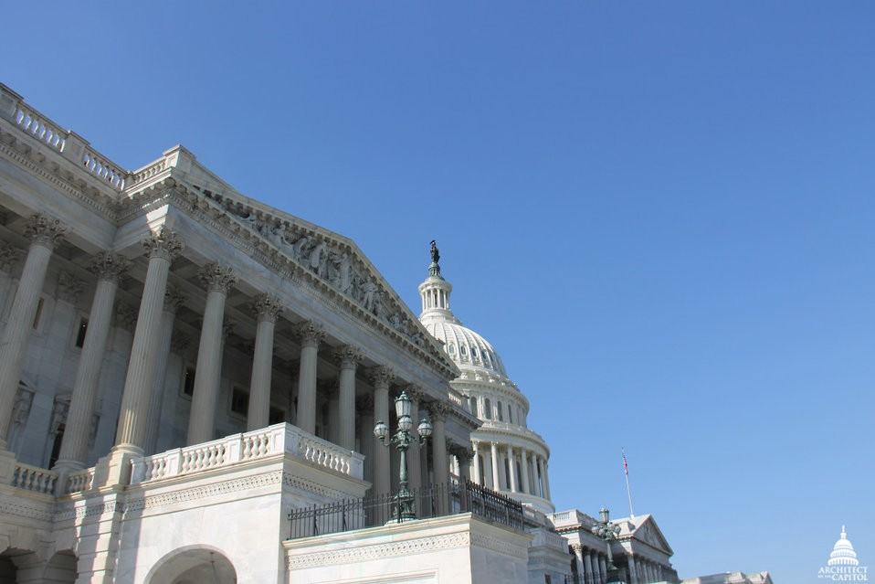 Capitol Building by Architect of The Capitol