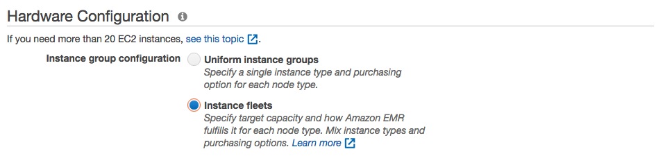 Easy Steps to Optimise your AWS EMR Performance and Reduce Cost