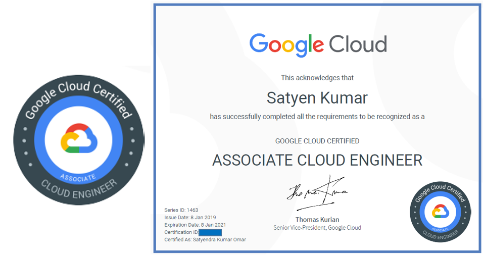 Satyen Kumar, Brussels,Cloud thought leader and Expert, Multi Certified, Hybrid,#Cloud #Adoption #transformation, #GCP, #ACE