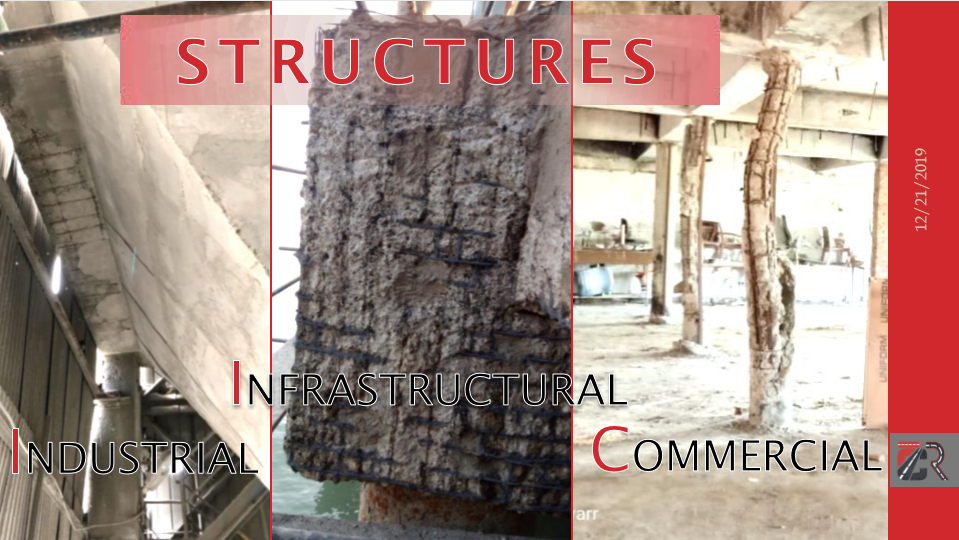 Image: Infrastructural, Commercial, and Industrial Structures.