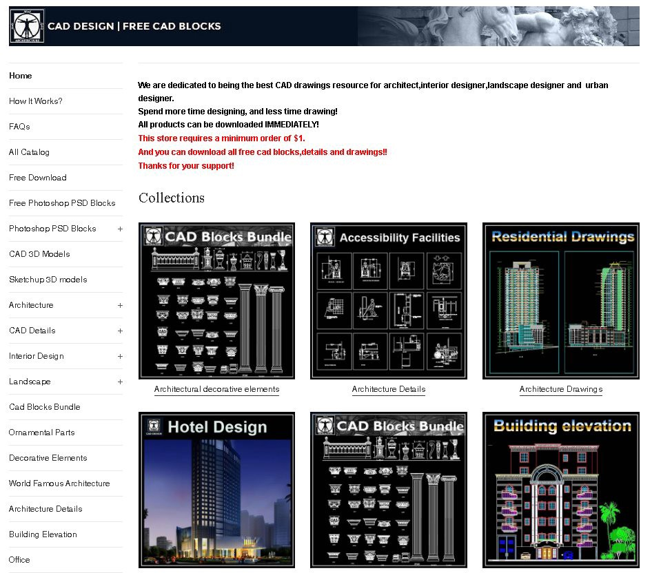 ☆ CAD Design | Free CAD Blocks,Drawings,Details - CAD