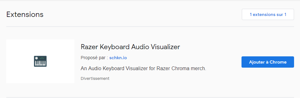 Building an Audio Visualizer for Razer Chroma Keyboards