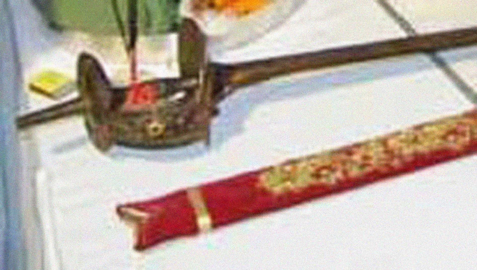 The Bhavani Talwar (Sword)  About Location And Viewing